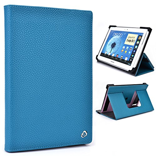 Slim Folio Case with Built-in Stand Universal Fit for Samsung GT-P5200 Galaxy Tab 3 10.1 3G 6 Colors Available