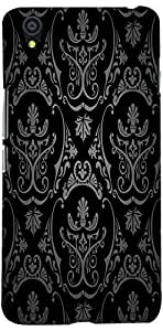 Phone Decor AM028ONEPLUSX Back Cover for One Plus X (Multicolor)