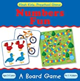 Preschool Games: Numbers Fun Board Game (Flash Kids Preschool Games)