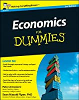 Economics For Dummies, 2nd Edition Front Cover