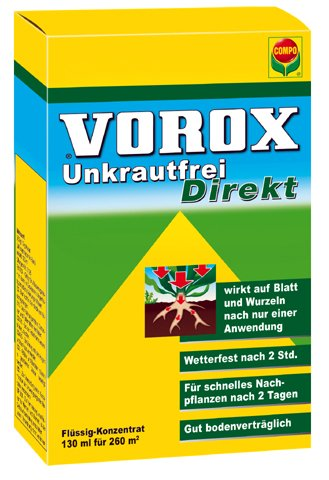 unkrautfrei vorox 15 ml. Black Bedroom Furniture Sets. Home Design Ideas