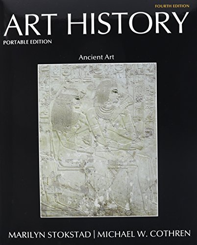 Art History, Portable Editions Books 1,2,4,6 (4th Edition)