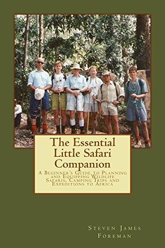 Book: The Essential Little Safari Companion by Steve Foreman