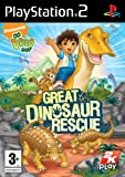 Go Diego Go! Great Dinosaur Rescue (PS2)