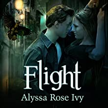 Flight: Crescent Chronicles, Book 1 (       UNABRIDGED) by Alyssa Rose Ivy Narrated by Amy Rubinate