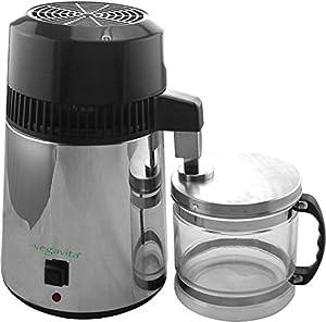 Countertop Water Distiller : Amazon.com: Water Distiller - Countertop Water Distillation Purifier ...