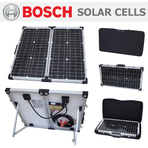 60W 12V Photonic Universe folding solar panel kit /60 watt battery charger for camping Black Friday & Cyber Monday 2014