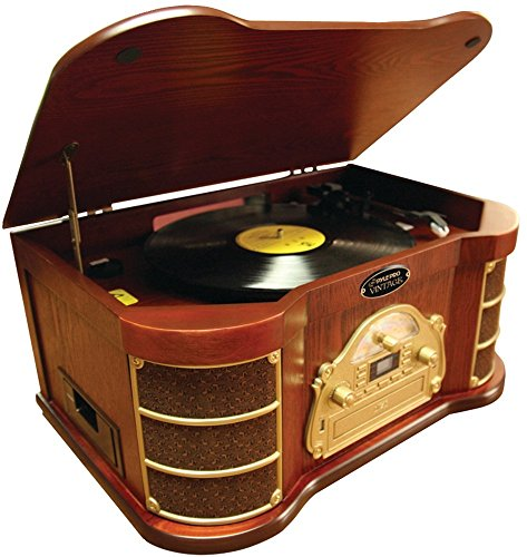 classical-turntable-with-i-pod-cd-cassette-player-amfm-radio-usb-recording