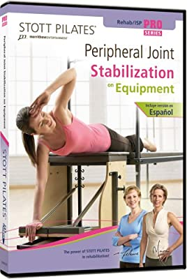 Stott Pilates Peripheral Joint Stabilization On Equipment DVD