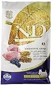 Farmina Natural and Delicious Lamb and Ancestral Low-Grain Formula Small Bites Dry Dog Food,…