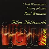 I.O.U. Live by Holdsworth,Allan (2005-01-01)