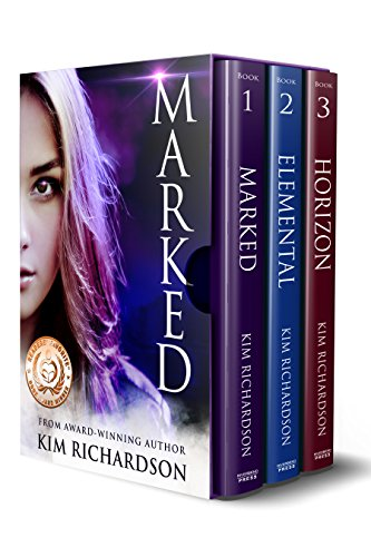 Soul Guardians 3-Book Collection by Kim Richardson ebook deal