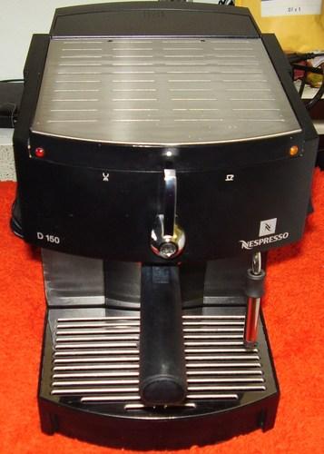 nespresso d150 espresso machine
