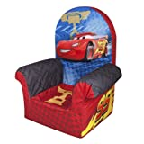 Marshmallow Children's Furniture - High Back Chair - Disney Cars 2