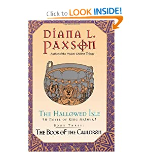 The Book of the Cauldron (The Hallowed Isle, Book 3) by Diana L. Paxson