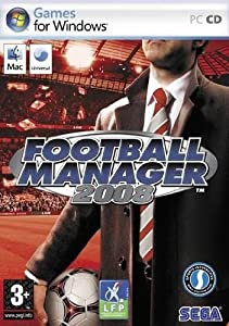 Football Manager 2008 [UK Import]