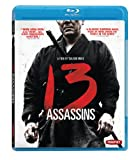 Cover art for  13 Assassins [Blu-ray]