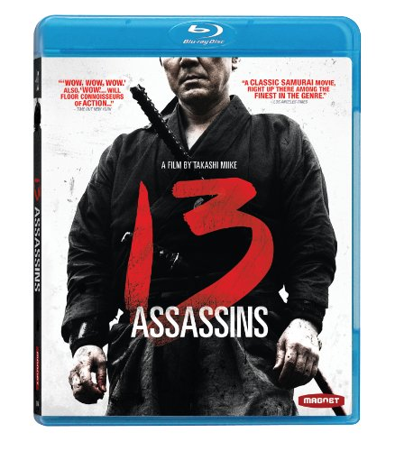 13 убийц / 13 Assassins / Jusan-nin no shikaku (2010) BDRip