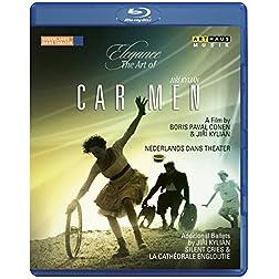Jiri Kylian: Car Men [Blu-ray]