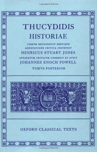 Historiae, Volume II (Oxford Classical Texts Series)