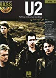 img - for U2 - Bass Play-Along Volume 41 (Book/CD) (Hal Leonard Bass Play-Along) book / textbook / text book