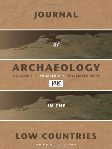 Journal of Archaeology in the Low Countries 2009 - 2