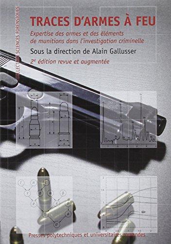 Traces d'armes a feu
