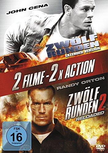 Zwölf Runden / Zwölf Runden 2 - Reloaded [2 DVDs]