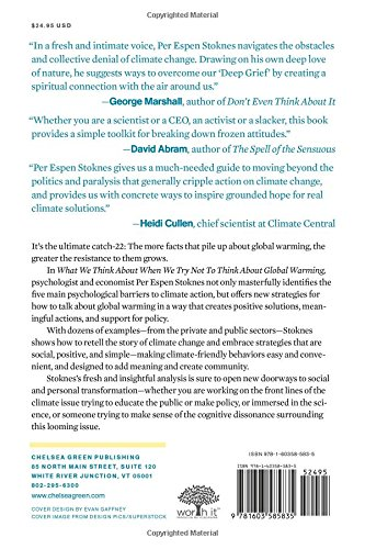 What We Think About When We (Try Not to) Think About Global Warming: Toward a New Psychology of Climate Action