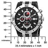 Bulova Men's 98B117 Marine Star Black Dial Watch