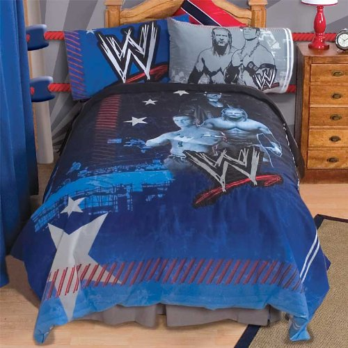 Wwe Twin Bed Sheets