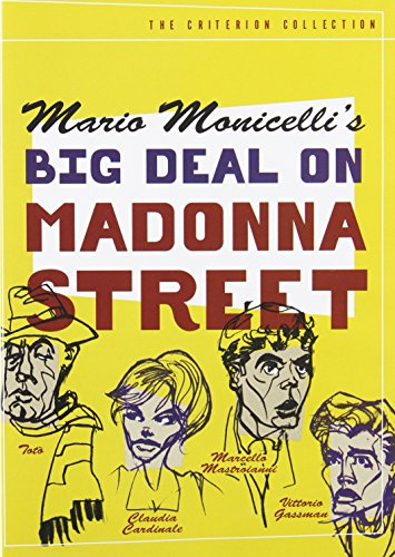 DVD : Big Deal on Madonna Street (Criterion Collection)