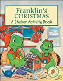 img - for Franklin's Christmas: A Sticker Activity Book book / textbook / text book