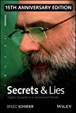 img - for Secrets and Lies: Digital Security in a Networked World book / textbook / text book