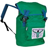 Chiemsee 5030500 Original Backpack One Cool Rucksack with a Retro Design Excellent Sport Rucksack with the Original Chiemsee Look of 1982 with Windsurfing Chiemsee Logo and Acapulco Cliff Jumper Unisex School Rucksack in Available in Various Colour 42 x