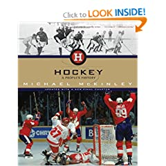Hockey: A People's History by Michael McKinley