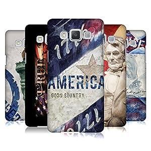 Official Jason Bullard America Hard Back Case for Samsung Galaxy A5