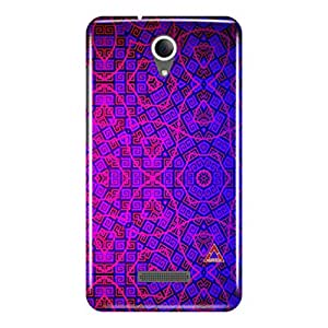 a AND b Designer Printed Mobile Back Cover / Back Case For Micromax Canvas Pace 4G Q416 (MIC_Q416_3D_3384)