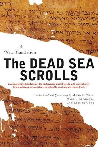 The Dead Sea Scrolls: A New Translation - Michael O. Wise