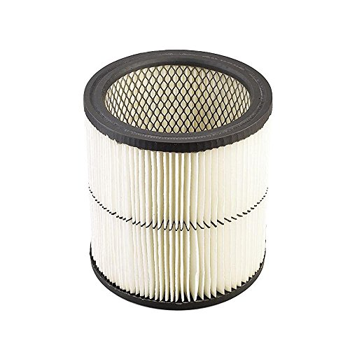 Craftsman 9-17884 Cartridge Shop Vac Filter -For 6, 8, 12, And 16 Gallon - Also Fits 17920 17921 17922 17923 17929 17935 17937 front-32827