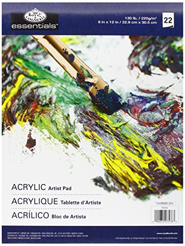 royal-langnickel-acrylic-artist-pad