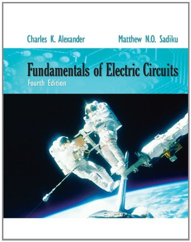 Fundamentals Of Electric Circuits: 4Th (Fourth) Edition