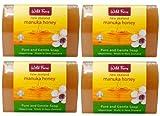 Wild Ferns Manuka Honey Pure and Gentle Soap 100g/3.52oz 4 Pack