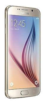 Samsung Galaxy S6 G920 Smartphone 64GB Marque TIM Or [Italie]