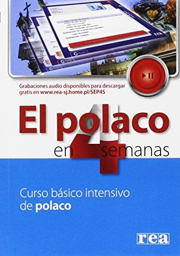 el-polaco-en-4-semanas-curso-basico-intensivo-de-polaco-con-cd-rom