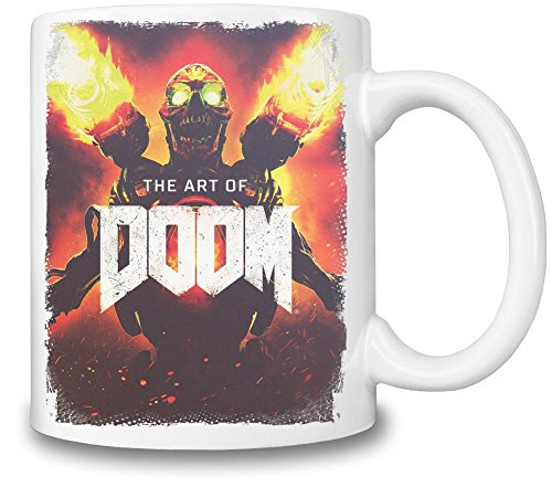 The Art Of Doom Tazza