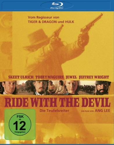 Ride with the devil [Alemania] [Blu-ray]