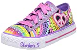Skechers Twinkle Toes S Lights Heart Sparks Lighted Sneaker (Toddler/Little Kid/Big Kid)