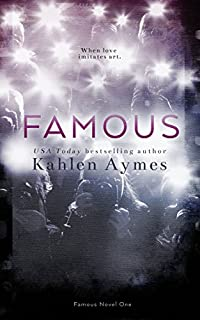 Famous by Kahlen Aymes ebook deal