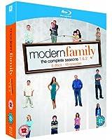 Modern Family - Season 1-2 [Blu-ray]